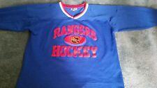 New York Rangers NHL Hockey Jersey Vintage Men's 2XL XXL Blue Mark Messier Era