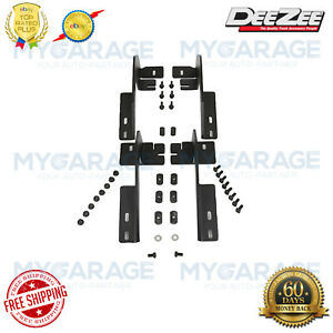 Dee Zee® - NXc heavy-duty Mounting Brackets for 2012-2018 Ford Explorer#DZ16221