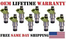 Toyota Cressida 1989-1992 3L !!NO TURBO!! OEM DENSO Rebuilt 8/Set FUEL INJECTORS