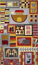 Noah's Ark Sampler Quilt Pattern by The Birdhouse