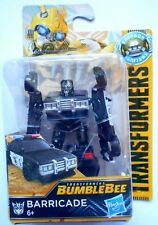 Transformers Bumblebee Movie Energon Igniters Barricade Action Figure Hasbro
