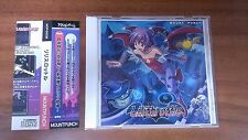 "Used Doujin PC Game Vampire Savior""Lilithrottle"" Lilith Action Game Japan w/OBI"