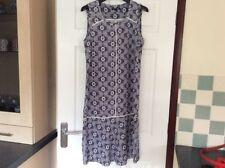 NEXT Linen Dresses Round Neck Regular