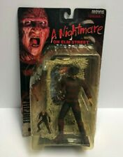 A Nightmare on Elm Street FREDDY McFarlane Movie Maniacs Horror action figure