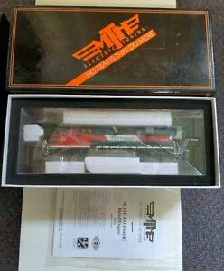 Excellent MTH ES44AC Ferrosur with DCC Sound Diesel Locomotive #4722 HO FXE