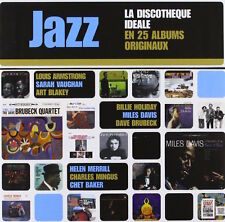 Jazz: The perfect Jazz Collection - La Discoteque Ideale ( 25 CD - Box Set )