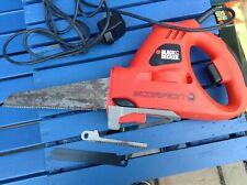 Black & Decker Scorpion Electric Power Drill Visto Taglio Legno Metallo Plastica KS890EC