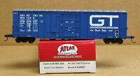 Atlas 20 002 683 HO Grand Trunk Western NSC 5182 PD Box Car #598087, NEW PRICE