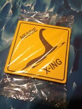Loot Crate Lootcrate Nessie X-ing 4pk Of Coasters Exclusive