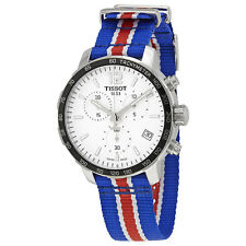 Tissot Quickster NBA Philadelphia 76ers Chronograph Mens Watch T0954171703718