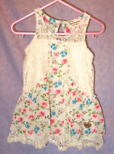 So Couture Floral Dress Juicy Couture Sun Dress Lined 12 Mos