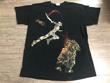 Telltale Games Tales From The Borderlands T Shirt Large Used