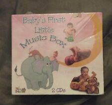 Baby's First Little Music Box - 2 CDs