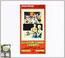Gli Ultimi Giorni Di Pompei di Angelo Lavagnino, Colonna sonora / O.s.t. - CD