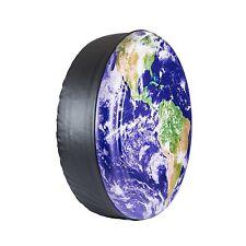 "32"" Earth Print - Rigid Tire Cover - Jeep Wrangler JK"