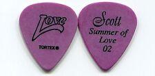 HEART 2002 Summer Love Tour Guitar Pick!!! SCOTT OLSON custom concert stage #1