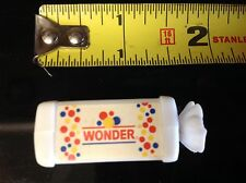 Wonder Bread Doll house furniture food fits Barbies Calico Critter Pet Shop toys