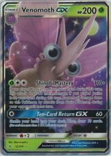 Pokemon Venomoth GX 12/214 Unbroken Bonds mint condition
