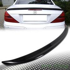 IN STOCK USA Carbon MERCEDES BENZ SL R230 Convertible Trunk Spoiler SL600 SL280