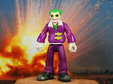 DC Comics Universe Mattel Batman Villain Joker Cake Topper Model Figure K643