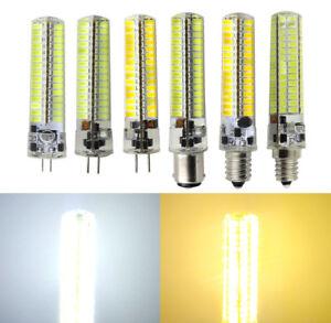 G4/G5.3/GY6.35/E12/E14/BA15D/BAY15D LED bulb T6 120-5730 SMD 7W 12~24V Light