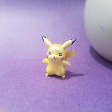 Metálico Versión) TOMY Pokemon Figuritas Pikachu 1º generación SP