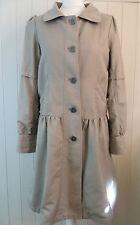 H&M Button Women's Trench Coats