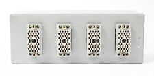 Custom 4 x 38-Pin Elco Patch Panel Box Daisy-Chained (wired for 12-channel)