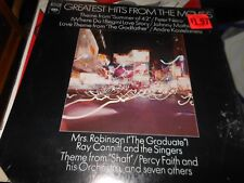 Greatest Hits from the Movies   Columbia  KC 31455  LP in excellent condition