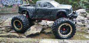 New Unbreakable RC body for Traxxas XMaxx!! Ford F-350! X-maxx. WITH STICKERS!!!