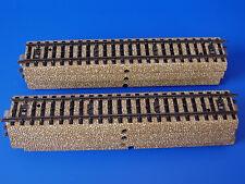 MARKLIN H0 - 5106 - 10x  STRAIGHT RAILS - M Track - Excellent // EXC