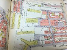 1929 E BELCHER HYDE PARK SLOPE GOWANUS EAST RIVER BROOKLYN NEW YORK ATLAS MAP