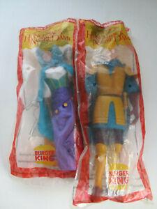 The Hunchback of Notre Dame Dolls Disney Esmeralda & Phoebus New In Package