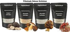 Pökelsalz Deluxe Schinken 300g, Premium, Trüffel, Steinpilz, Wacholder, Morchel
