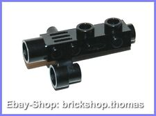 Lego Gewehr Kamera schwarz - 4360 - Minifig Utensil Space Gun black - NEU / NEW