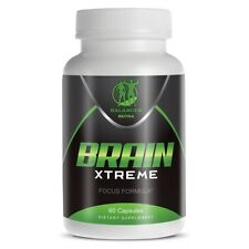 Brain Supplement Pills good for Focus & Memory Concentration Energy Pre Workout