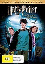 Harry Potter And The Prisoner Of Azkaban DVD (2 DISC SET) REGION 4 AUSTRALIA