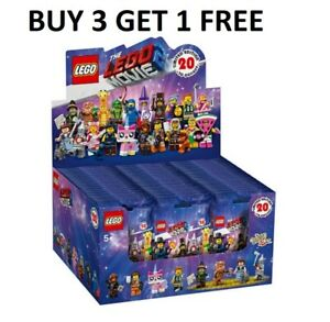 Lego 71023 Movie 2  & Wizard Of Oz  Pick Your Own Minifigure Buy 3 Get 1 Free