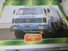 Super trucks multifonctions camions Allemagne MERCEDES 1922l 1985