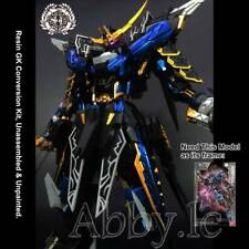 Basara Date Masamune Resin GK Conversion Kit for TV 1/100 Gundam Vidar Model