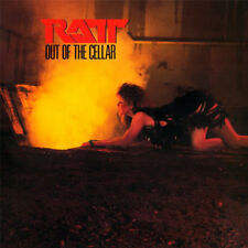 RATT - Out Of The Cellar LP - NEW COLORED Vinyl Album - Round And Round Record