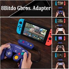 8Bitdo Gbros. BT Wireless Adapter For NS Switch GameCube NES Wii Game Controller