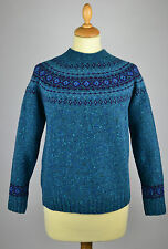 Women's Fair Isle, Nordic Wool Waist Length Jumpers & Cardigans