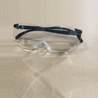 Big Vision Magnifying Eyewear Glasses Eyewear Reading 160% Magnification