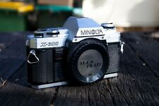 Minolta X-300 Body - 100% Functional - New Capacitor - Film Tested - AU Seller