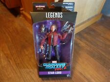 2016 Hasbro-Marvel Legends Series-Guardians Of The Galaxy 2-Star Lord Figure