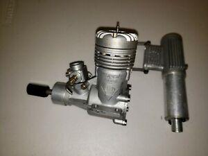 SUPER TIGRE Engine - Super Tigre G 51 - Saturno - chromed
