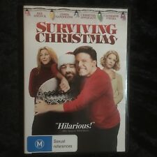 SURVIVING CHRISTMAS - DVD - BEN AFFLECK, JAMES GANDOLFINI - VERY GOOD CONDITION
