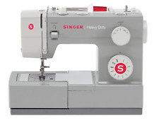 SINGER | Heavy Duty 4411 Sewing Machine with 11 Built-in Stitches, Metal Frame