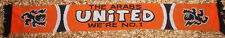 DUNDEE UNITED FC SCARF WE'RE NO.1
